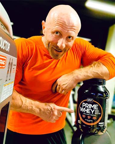Odżywka białkowa Prime Whey