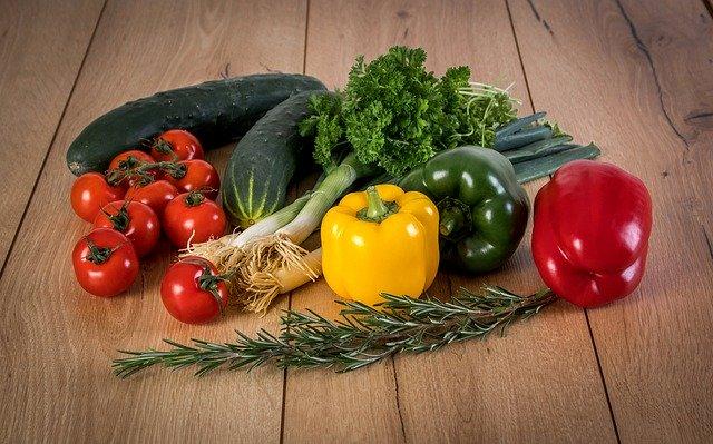Warzywa i owoce to moc witamin i składników mineralnych