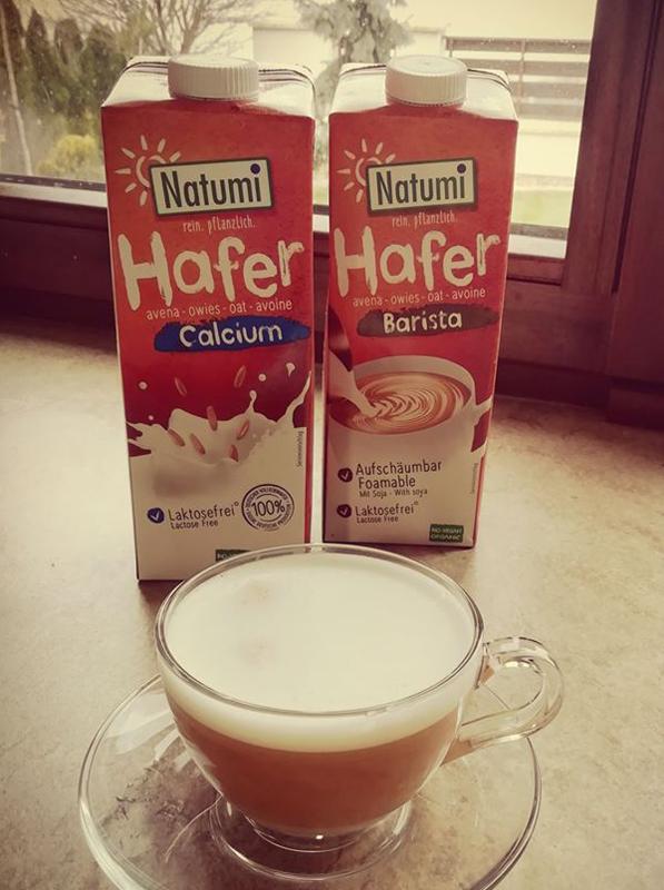 Mleko owsiane - w kontekście alergii i nietolerancji pokarmowych.