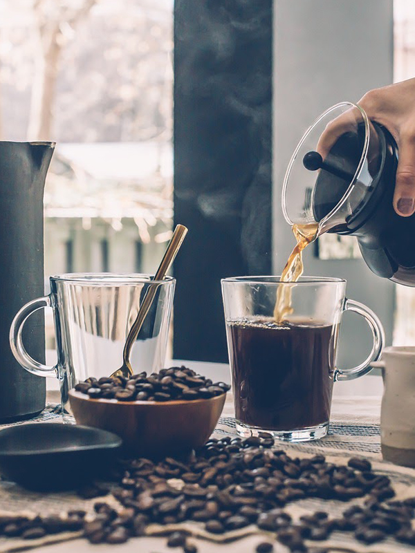 Czy picie kawy jest zdrowe?