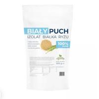 BIAŁY PUCH IZOLAT BIAŁKA GROCHU Najwyższej jakości białko roślinne dla każdego. Budujesz wysokiej jakości muskulaturę lub redukujesz zbędną tkankę tłuszczową? Biały Puch Izolat Białka Grochu to produkt w sam raz dla Ciebie! https://www.e-forma.pl/bialka-dla-wegan/2030-bialy-puch-izolat-bialka-ryzu.html