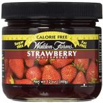 WALDEN FARMS DŻEM TRUSKAWKOWY 340g  - walden_strawberry_spread.jpg