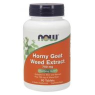 NOW FOODS HORNY GOAT WEED EXTRACT LIBIDO 750 mg 90 tabs - now.jpg