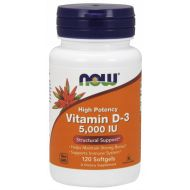 NOW Vitamin D-3 5000IU 120kaps WITAMINA D3 MOCNA - now_d3-5000.jpg