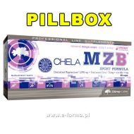 OLIMP Chela MZB [60 kaps.] + PILLBOX - olimp-chela-mzb-60caps-pillbox.jpg