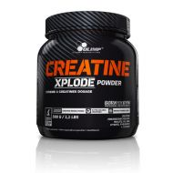 Olimp Creatine Xplode Powder [500 g.] + 3 próbki - olimp-creatine-xplode-kreatyna1.jpg