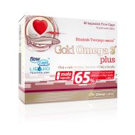 Olimp GOLD OMEGA 3 PLUS 60 kaps - na serce - Olimp GOLD OMEGA 3 PLUS - olimp-gold-omega-3-plus.jpg
