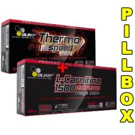 Olimp Thermo SPEED [60 kaps.] + L-CARNITINE 1500 [60 kaps.] + PILLBOX - olimp-thermo-speed-60kap-lcarnitine-1500-60kap-pillbox.jpg