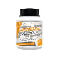 TREC HERBAL ENERGY 120TAB energia żeń-szeń guarana - Trec Herbal Energy - trec-herbal-energgy-120-tabl.jpg